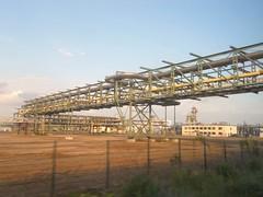 Rohre in Leuna (christophrohde) Tags: rohre leuna chemiepark