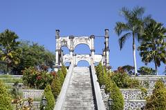 Taman Ujung 2 (panoramadestination) Tags: candidasa tamanujung pasirputih battemple temple harbour