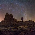 360 astropanorama Roques de Garcia - Teide National Park, Tenerife thumbnail