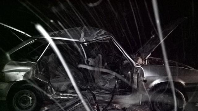 ВДТП под Самарой пострадали шесть человек, втом числе двое детей