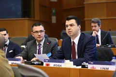 Political Assembly, 23-24 January 2017 (More pictures and videos: connect@epp.eu) Tags: epp political assembly 2017 european peoples party indoor lulzim basha pd albania
