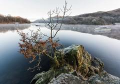 Frozen (Graham - bell) Tags: coniston lake landscape lakedistrict water frozen freeze cumbria nikon