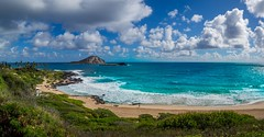 Makapu'u beach (802701) Tags: hawaii oahu beach sun sea sand paradise makapuu makapuubeach
