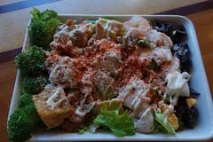 Mexican cobb salad (pelican) Tags: dscrx100 mexicancobbsalad harajuku tokyo