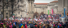 2017.01.21 Women's March Washington, DC USA 2 00164