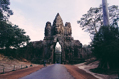 Cambodia Trip. (Your.Meal) Tags: travel sunset travelling cambodia buddha angkorwat siemreap phnombakheng hdr tonlesap tonlesaplake travelphotography travelasia goodvibe