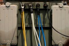 Power conection (abrinsky) Tags: india electical kohima nagaland neindia longsavillage anday09