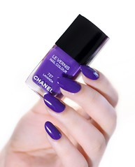 Chanel Lavanda Summer 2015 Collection Mediterranee (lacquerstyle) Tags: purple nail polish creme collection nails le jelly chanel lavanda mediterranee vernis kgrdnr lacquerstyle