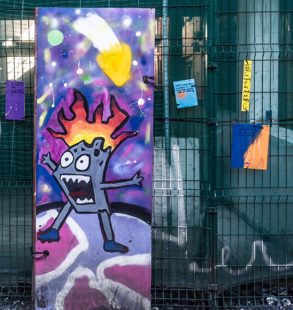 STREET ART [LIMERICK] REF-105087