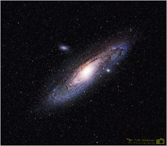 Andromeda Galaxy 4+ Hours (The Dark Side Observatory) Tags: night canon stars space science andromeda galaxy astrophotography m31 astronomy paintshoppro nightsky stacking messier cosmos dss deepspace cosmology corel astronomer deepsky m32 m110 andromedagalaxy imagesplus canon6d astrometrydotnet:status=solved ioptron tomwildoner zeq25gt astrometrydotnet:id=nova1145883