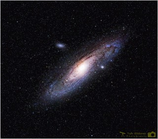 Andromeda Galaxy 4+ Hours
