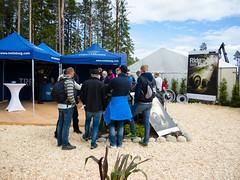 Trelleborg at Skogsnolia forestry exhibition  (8) (TrelleborgAgri) Tags: sweden forestry twin exhibition range pneumatici skidder forestali t414 skogsnolia progressivetraction