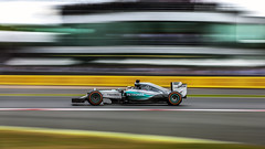 Lewis Hamilton (Fireproof Creative) Tags: motion blur race speed mercedes automobile petronas f1 racing grandprix silverstone formulaone winner 44 amg worldchampion automotivephotography lewishamilton