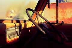 Nostalgia (rachFNQ) Tags: rust junkyard oldcars