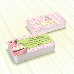 V Nalha Salgados e Doces (Danilohpp_) Tags: de businesscards cart doces visita vo corel criao carto salgados encomendas nalha