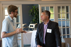 At Connections & Cocktails, Chamber members mingle with dozens of regional business leaders in a relaxed and casual atmosphere.