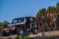 2013 Jeep Wrangler Rubicon (JPaulPhotography) Tags: jeep offroad florida palmtrees wrangler rubicon bodyarmor nodoors jeeplife