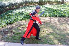 161001-2616 Anime Weekend Atlanta (WashuOtaku) Tags: 2016 50mmf14g anime animeweekendatlanta atlanta cosplay fatestaynight galleriagardens georgia nikond800 フェイトステイナイト archer アーチャー