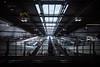 Tabata Station (hidesax) Tags: tabatastation jr platform yamanoteline keihintohokuline trains escalator roof sun light passengers tabata kitaku tokyo japan hidesax sony a7ii voigtlander 10mm f56