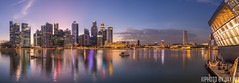 cityscape (jaywu429) Tags: sony singapore sky sonya7r skyline sonycamera singaporeriver sony1635mmf4 panorama landscape buildings cityscape asia dusk twiligh twilight downtown