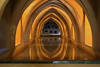 Real Alcazar (hans pohl) Tags: espagne andalousie séville alcazar architecture arches water eau