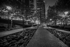 Lakeshore East Fountain (J13urton) Tags: chicago city skyline cityscape sony a6500 lakeshore east