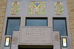Dunklin County Courthouse, Kennett, MO (Robby Virus) Tags: kennett missouri mo dunklin county courthouse court house art deco architecture building town square