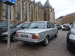 13-FS-63 BMW 2002 Grote Kerkhof Deventer (willemalink) Tags: 13fs63 bmw 2002 deventer grote kerkhof