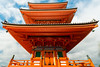 Kyoto Temple (Mark Chan Photography) Tags: zeiss distagont2815 zf2 nikon japan kyoto uwa roof temple d800 travel