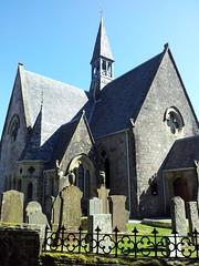 2015-04-16 14.29.03 (venana) Tags: scotland uk spring2015 april travanj škotska luss church