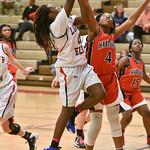 LEHS JV Girls Basketball vs Hartsville 1-5-17