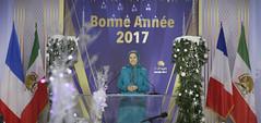 1 (maryamrajavi) Tags: maryamrajavi 2017 iranian resistance speech greetings frenchmayors newyear