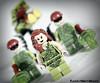 Poison Ivy & Henchmen (WattyBricks) Tags: lego dc comics superheroes poison ivy pamela dr doctor lillian isley batman gotham