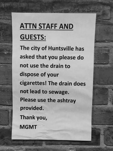 Day 5 - Stay Classy Huntsville