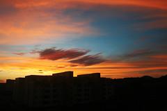 The day Getting started (Klauss Egon) Tags: canon ubatuba sky ceu clou cloud sunrise sunset sol nascendo pordosol