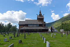 Tombs (villeah) Tags: norway architecture cemetery tombstone uvdalchurch church uvdal buskerud no