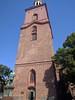 St Nikolai, Spandau (deadmanjones) Tags: stnikolaikirche stnikolaischurch spandau churchtower statue stnicholaschurch joachimii