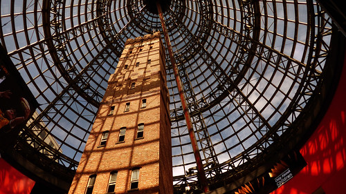 Coop's Shot Tower. Melbourne Aust.