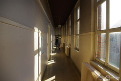 Le couloir à la beauté