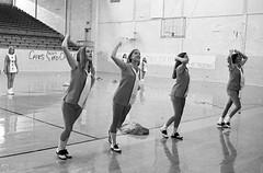 saddle-shoes-2035 (Saddle Shoe Habitat) Tags: saddleshoes saddleoxfords vintage blackandwhite girls teens nostalgia 1940s 1950s 1960s 1970s cheerleaders school kids bw retro bobbysocks bobbysox skirts legs dresses