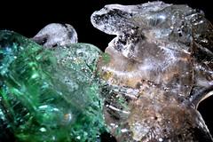 Its a Melt down (donjuanmon) Tags: cliches clichesaturday closeup nikon donjuanmon hcs glass green clear