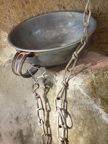 Uzuncaburc water fountain (2)