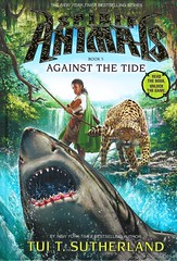 Against the Tide (Vernon Barford School Library) Tags: new school fiction against animal animals reading book high good spirit 5 five library libraries tide hard reads evil books read fantasy cover junior novel covers bookcover middle vernon 5th recent bookcovers fifth novels fictional shapeshift hardcover goodandevil shapeshifters barford shapeshifting fantasyfiction hardcovers vernonbarford humananimalrelationships tuitsutherland tuisutherland 9780545522472