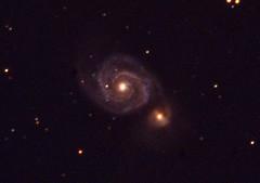 stacked raw m51 (Mark Andrew Chalmers.) Tags: astrometrydotnet:status=solved astrometrydotnet:id=nova1208316