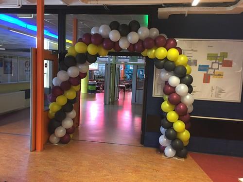 Ballonboog 6m Diplomering Scala Rietvelden Spijkenisse