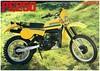 1980 Suzuki PE250 Brochure