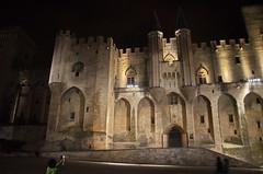 0488 - Europatour 2014 - Frankreich - Avignon (uwebrodrecht) Tags: france castle frankreich europa schloss avignon palast uwe papst brrodrecht
