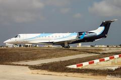 Private --- Embraer EMB-135BJ Legacy 600 --- M-OLEG (Drinu C) Tags: plane private aircraft aviation sony 600 legacy dsc embraer mla bizjet privatejet emb135bj lmml moleg hx9v adrianciliaphotography