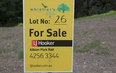 Lot 26 Headwater Place, Albion Park NSW