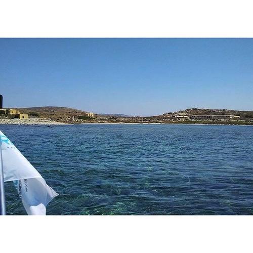 Dilos Island Scenery! #rentaboat #boat #greekislands #sun #summeringreece #ribcruises